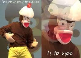 Ape Meme - the best ape escape memes memedroid