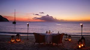 additional dining options in st lucia viceroy sugar beach