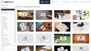 Make My Own Business Card The Best Way To Create Your Own Business Card Mockup