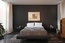 dark walls dramatic bedroom designs with dark walls