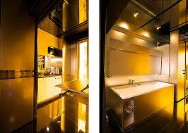 Movable Walls For Apartments A Tiny Apartment In Hong Kong Transforms Into 24 Rooms