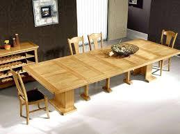 grande table de cuisine grande table cuisine table de cuisine en bois avec rallonge table de