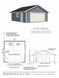 attached 2 car garage plans building plans for a 2 car garage home deco plans
