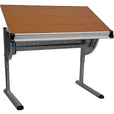 Hamilton Electric Drafting Table Drafting Tables Drafting U0026 Drawing Desks Staples