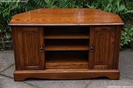 antique corner tv cabinet jaycee old charm autumn gold corner tv dvd cd cabinet stand for sale