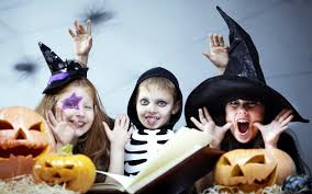 images of kids halloween wallpaper sc