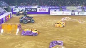 youtube monster truck jam son uva digger freestyle truck monster jam 2016 youtube