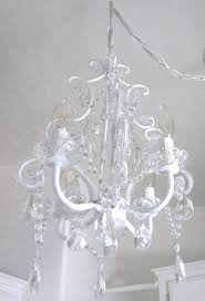 Shabby Chic Chandeliers by Cruisin Over Sixty My Shabby Chic Chandelier