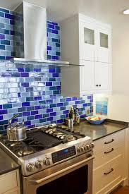 blue glass kitchen backsplash kitchen best 25 kitchen backsplash ideas on blue glass