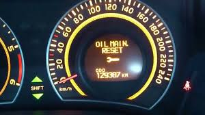 how to reset maintenance light on 2007 toyota highlander hybrid kasowanie inspekcji toyota corolla e15 07 oil service indicator