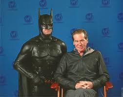 Val Kilmer Batman Meme - today i got to meet val kilmer while wearing the same batsuit he