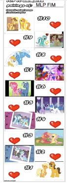 Best Mlp Memes - my little pony top 10 shipping meme by tobyandmavisforever on deviantart