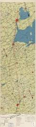 Dayton Ohio Map by