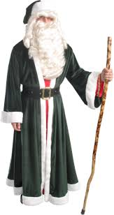 professional santa suits fashioned santa claus costumes