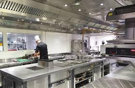 ventilation cuisine professionnelle la régulation du débit d air un point clé en cuisine grandes cuisines