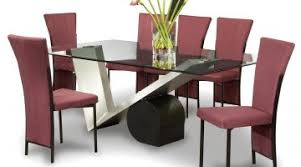 Luxury Dining Room Table Lush Modern Design Dining Tables Size Glass Dining