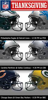 thanksgiving nfl schedule fornksgiving day football