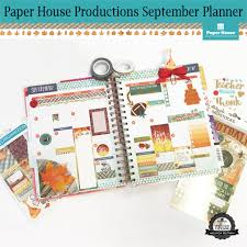 house planner my paper crafting september paper house planner spread