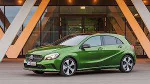 green mercedes mercedes benz a160