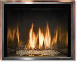 decor for fireplace fullview décor gas fireplace by mendota hearth