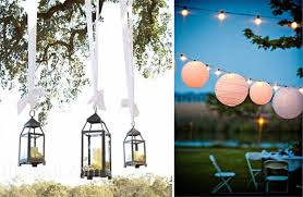 top 10 wedding reception ideas for an outdoor wedding
