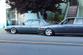 stanced toyota cressida page 2
