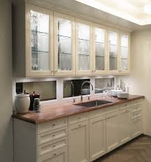 Barnwood Kitchen Cabinets Stylish And Modern Mirrored Kitchen Cabinets Antique Mirror