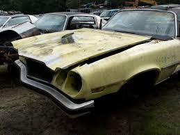 68 camaro project car for sale washington s car wrecking yard