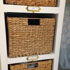 Laundry Room Accessories Storage by White Wood 3 Years Later The Laundry Room