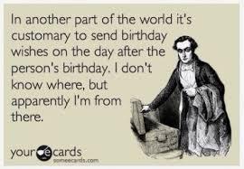 Belated Birthday Meme - belated happy birthday memes pinterest birthdays birthday