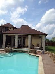 Patio Cover Plans Free Standing by Cover Plans Houston