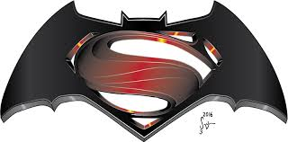 batman vs superman movie logo revisited i e sequential