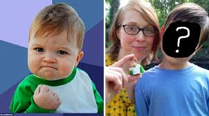 Success Kid Meme - here s what the kid from the success kid meme looks like now