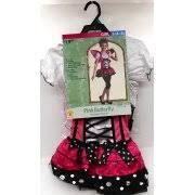 Pink Butterfly Halloween Costume Pink Butterfly Girls Dress Halloween Costume Walmart