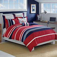 Nautical Bed Sets Bedding Nautical Bedding Touch Of Class Sail Away Cotton Quilt