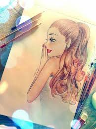 cute drawing fashion draw picture