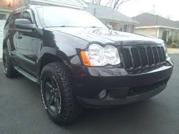 jeep grand cherokee all terrain tires buy used 2008 jeep grand cherokee lifted bf goodrich tires