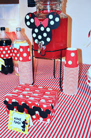 mickey mouse chair covers mickey minnie mouse party ideas design dazzle