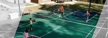lake shore sport court