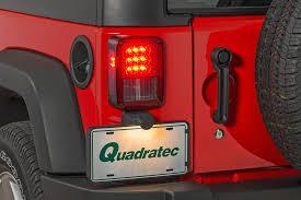 jeep jk led tail light bulb quadratec led tail lights for 07 18 jeep wrangler jk quadratec