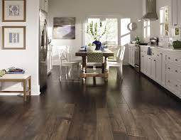 cuisine plancher bois pelletier déco surfaces on refait la cuisine