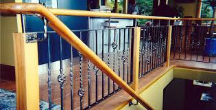 wrought iron balustrades simplysteel wellington new zealand