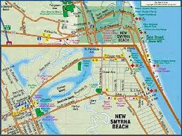 smyrna map smyrna florida local area map florida