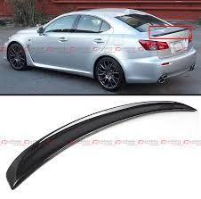 lexus is350 trunk 2006 13 2nd gen lexus 2is is250 is350 real carbon fiber trunk