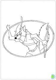 robin hood coloring dinokids org