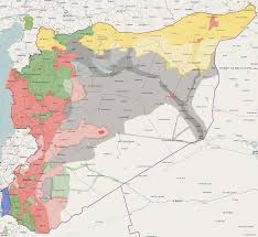 Syria On A World Map by A Syria Policy For Trump U0027s America