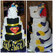 superman wedding cake topper hochzeitstorte herrlich batman and wedding cake topper