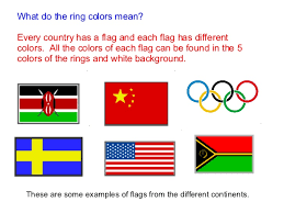 what do different colors mean what do the ring colors