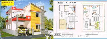 400 Sqft by 100 3 Bedroom Duplex Floor Plans 26 Best Duplex U0026