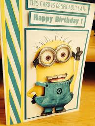 minion birthday party invites minion birthday card 3d decoupage birthday cards pinterest